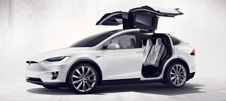 Taxi Tesla Model 3